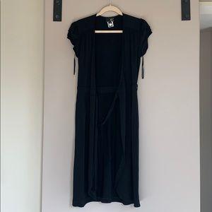 Just cavalli wrap dress 44